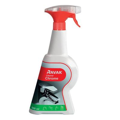 Ravak Chrome cleaner 500ml tisztító
